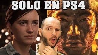 ¡THE LAST OF US 2 NO SALDRÁ EN PS5 NI GHOST OF TSUSHIMA! - Sasel - sony - ps4