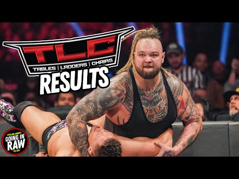 WWE TLC 2019 Review & Full Results | Going In Raw Pro Wrestling Podcast