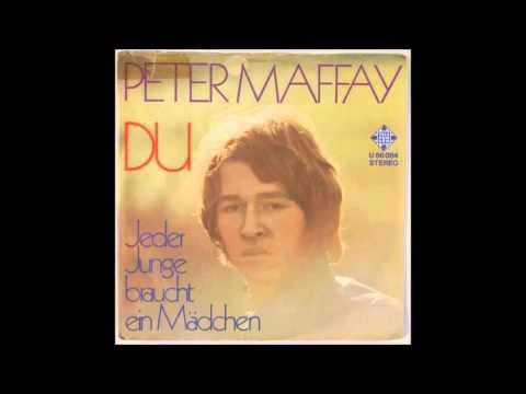 Peter Maffay - Du (1969)