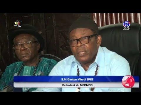 EQUINOXE TV - JT 20H00(MARCHE DU SDF: Les chefs Douala s'en mêlent) du 20/10/2017