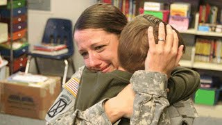 Best Soldier Surprise Homecoming Complete #1