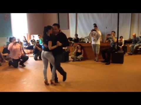 Cinematic Orchestra - Arrival Of Kizomba - danced by Pablo y Julia Kizombafeeling