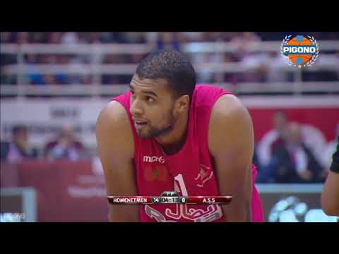 ASS (Maroc) VS HOMENETMEN (Lebanon) Full Game