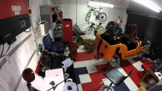 caterham 7 420r build time lapse