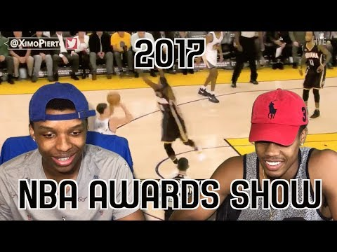 RUSSELL WESTBROOK IS YOUR 2017 NBA MVP!! 2017 NBA AWARDS SHOW REACTION!