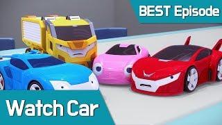 Power Battle Watch Car S1 Best Episode - 1 (English Ver)
