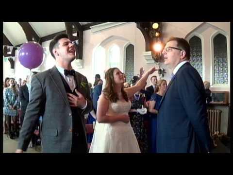 Matt and Laura's Wedding 4th June 2016