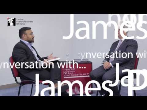 LSBF Great Minds: James Penny, Head of Europe (London), Wealth and Investment Management at Barclays