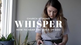 How to Hear The Voice of God Pt. 1 | Abbie Sawczak