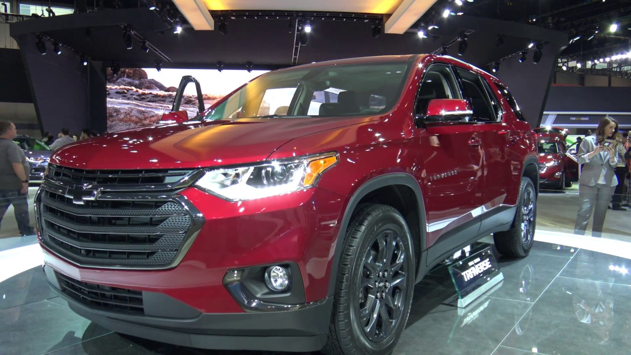 2019 Chevrolet Traverse  Youtube
