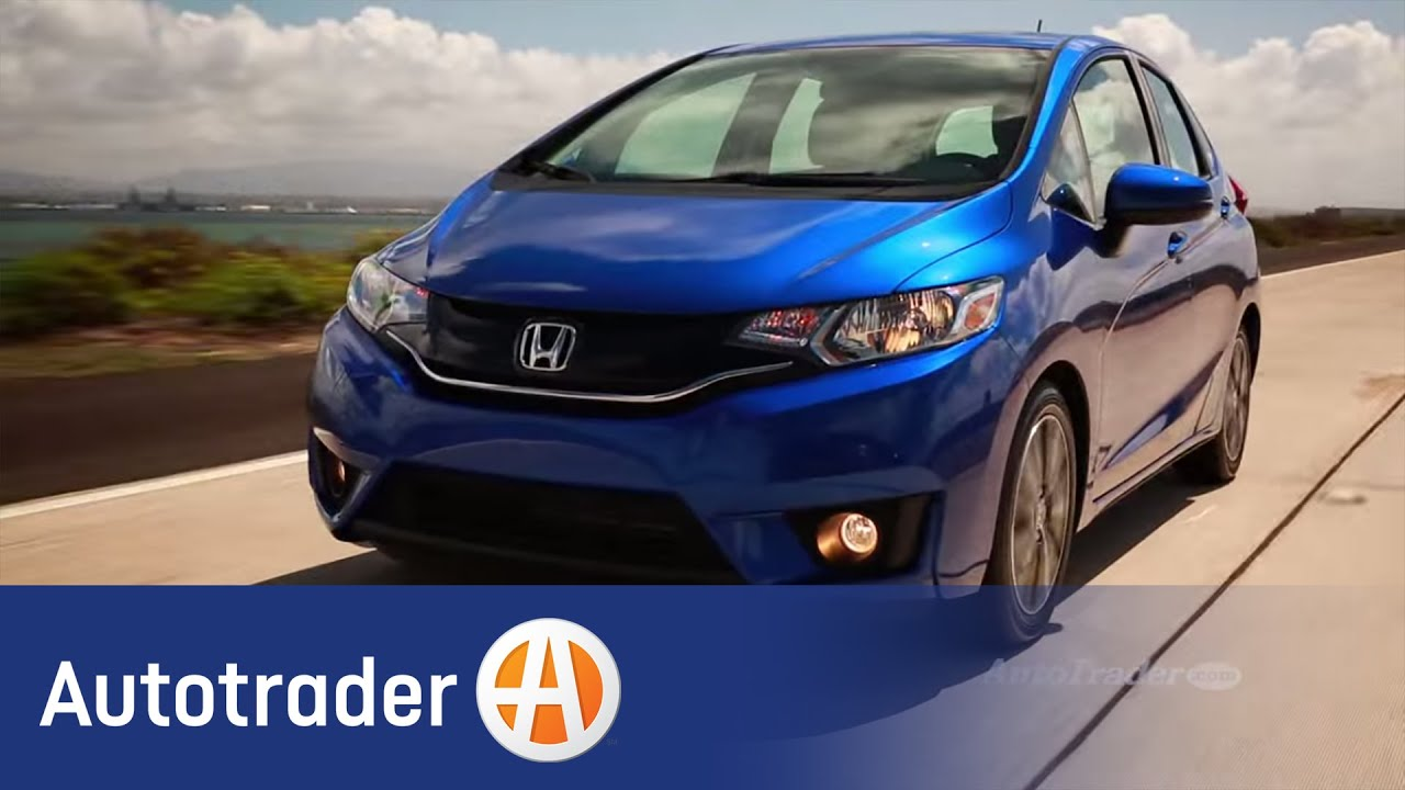 2015 Honda Fit 5 Reasons to Buy