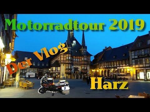 motorradtour-2019-|-harz-|-vlog-|-#harztour