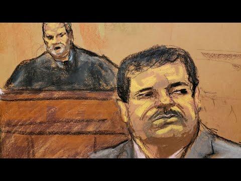 Jessica Le Masurier: El Chapo sentenced to life in 'supermax' prison