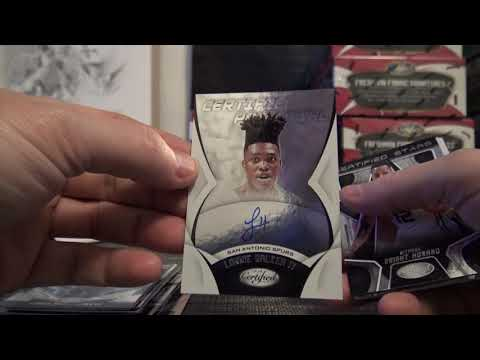 2018/19 Panini Certified NBA 12 Box Case 'Pick Your Team' GB Part 2/3