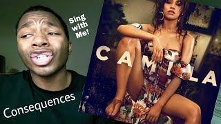 Camila Cabello Consequences (Reaction) #SurfaceTown
