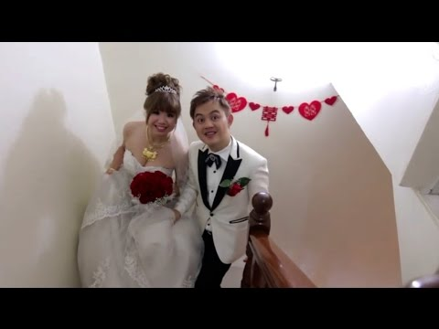 Anson ♥  Phoeon Wedding ~ 迎娶篇 03.01.2016
