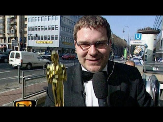 Oscar-Verleihung mit Elton - TV total