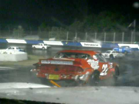 3of3 [In-Car] 199Lap Enduro at Stockton 99 Speedway. 6/19/10