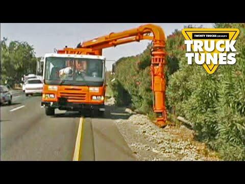 Kids Truck Video - Vacuum Truck