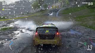 E3 2018 : Gameplay 4K Damages Forza Horizon 4