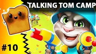 TALKING TOM CAMP Gameplay Game and Walkthrough Level 12