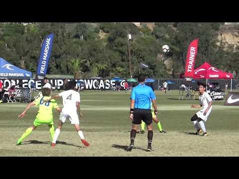Barca U16 vs Atletico Santa Rosa 11 25 18