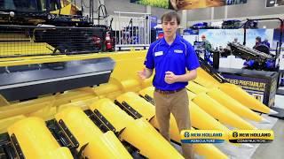 New Holland Introduces 9200 Series CornMaster Corn Head