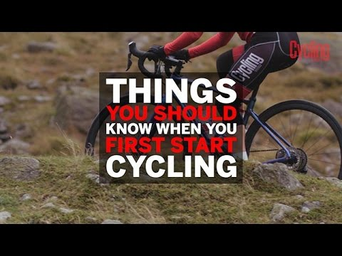 82ec1f7cf8e Things you should know when you first start cycling