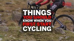 Things you should know when you first start cycling   Cycling Weekly