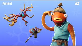 🔴 *NEW* FISHSTICK SKIN IN FORTNITE (Fortnite Livestream)