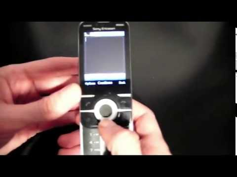 Sony Ericsson Yari - part 1