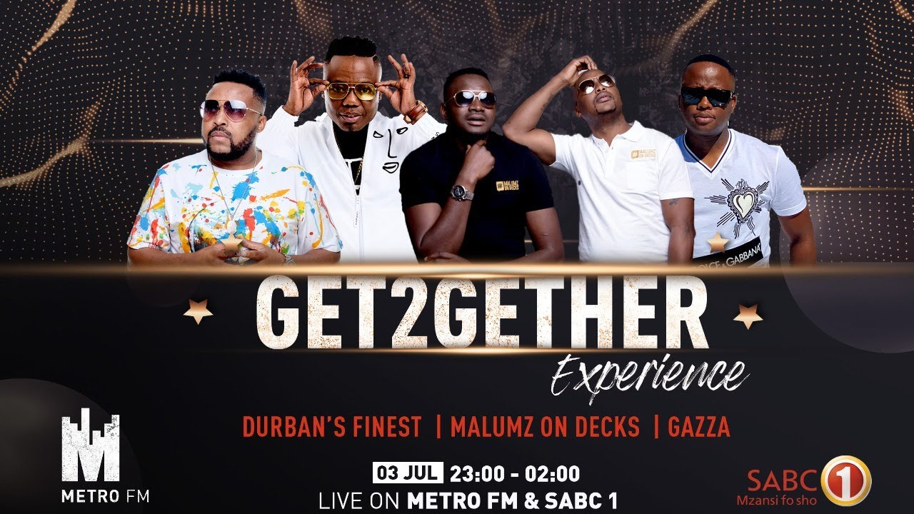 #Get2GetherExperience: 03 July  2020