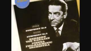 Antonín Dvořák - Symphony No. 8 in G major op. 88 (2/4) - Karajan/WPO