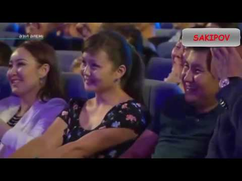 Канат Алжаппаров - Допинг  [Әзіл әлемі] 2016