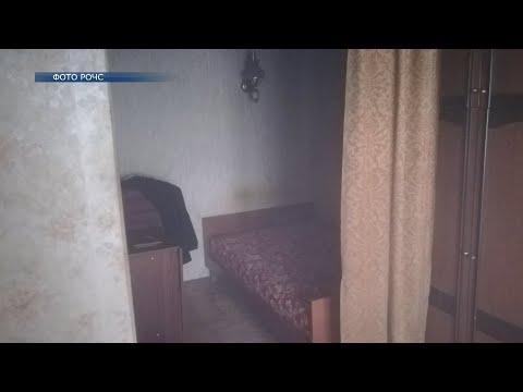 25 мая случился пожар в квартире пятиэтажного жилого дома по улице Тухачевского