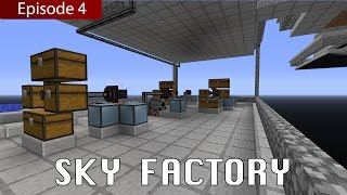 Skyfactory  How To Build Autohammer