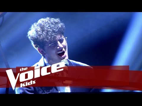 Gjon's tears - Babi | Finale | The Voice Kids Albania 2019