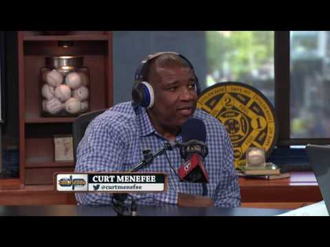 Curt Menefee on The Dan Patrick Show (Full Interview) 11/4/16 ...
