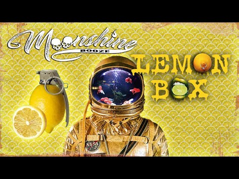 Moonshine Booze - Lemon Box