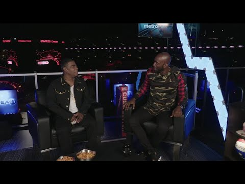 Inside The NBA: Tracy Morgan Joins Area 21