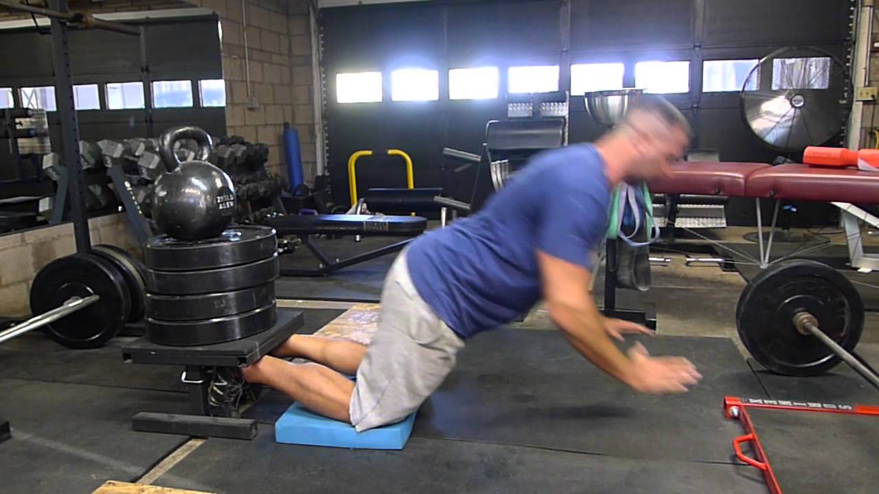 What Are Hamstring Curls