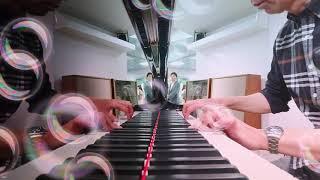 浜松駅のYAMAHAピアノで弾いてみた 千と千尋の神隠し いのちの名前(あの夏へ) どっちが正しいタイトルなんだ?(^q^) この曲、温泉旅館で撮影すれ...