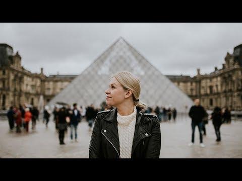 CINEMATIC PARIS TRAVEL FILM - CANON 6D MARK ii + SIGMA 35 1.4