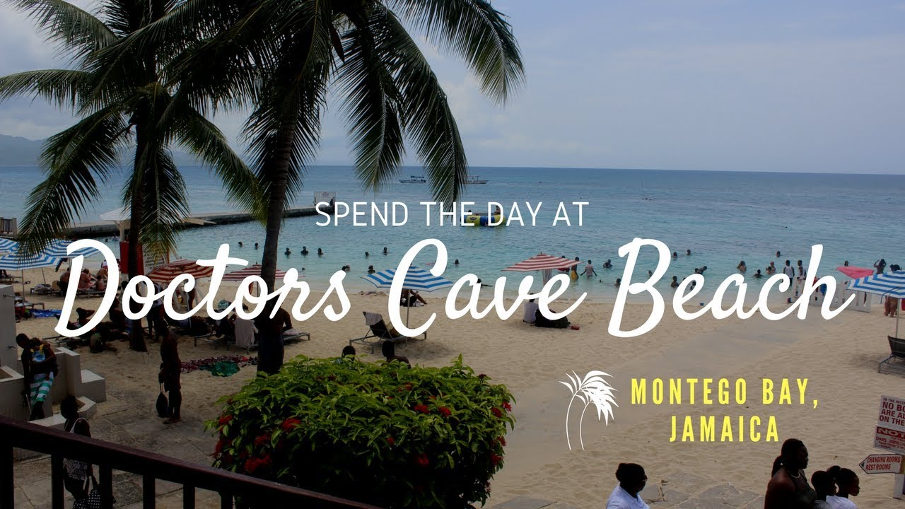 Doctors Cave Beach Montego Bay Jamaica