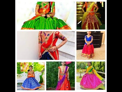 Pongal Special Traditional Lehenga, Choli designs with price