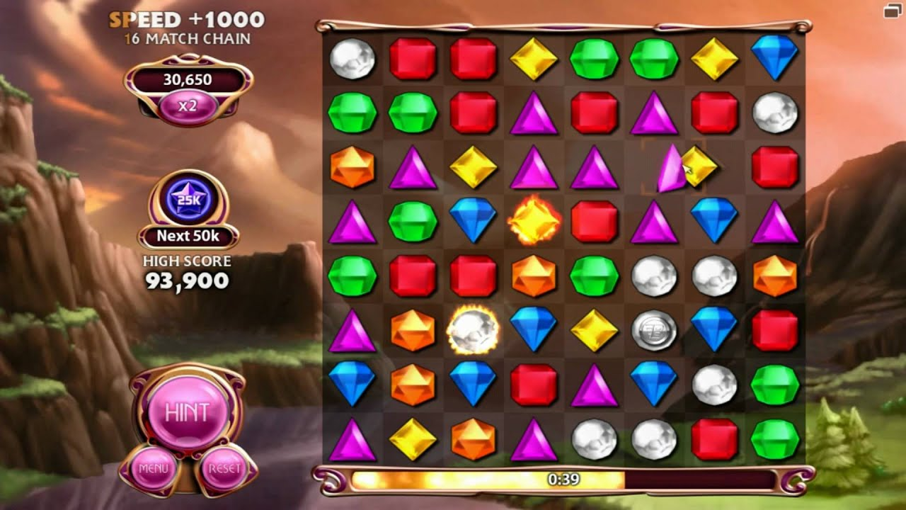 Jewel Blitz Game Free Download