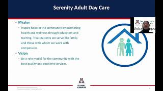 Business Plan for Serenity Adult Day Care. Moustafa 2021