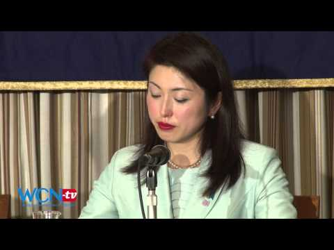 WCN-tv.com World News Comfort Women Controversy 日本語、ENG