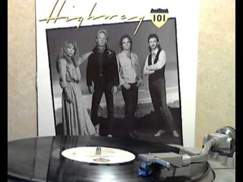 Highway 101 - Somewhere Tonight [original Lp version]