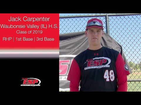 Jack Carpenter 2019
